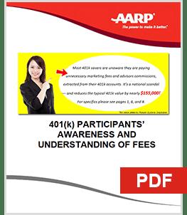 AARP Brochure
